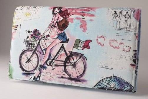 poseta-plic-cu-imprimeu-biciclista-retro24