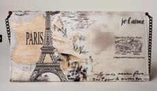 Poseta plic turnul Eiffel