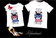 set tricouri copii navy cadouri haioase