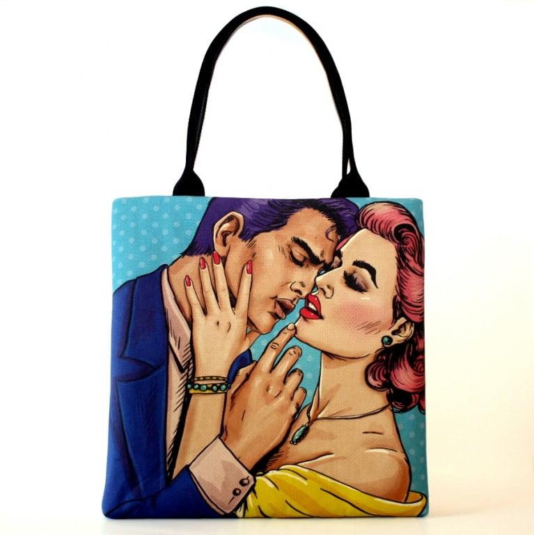 geanta umar handmade love