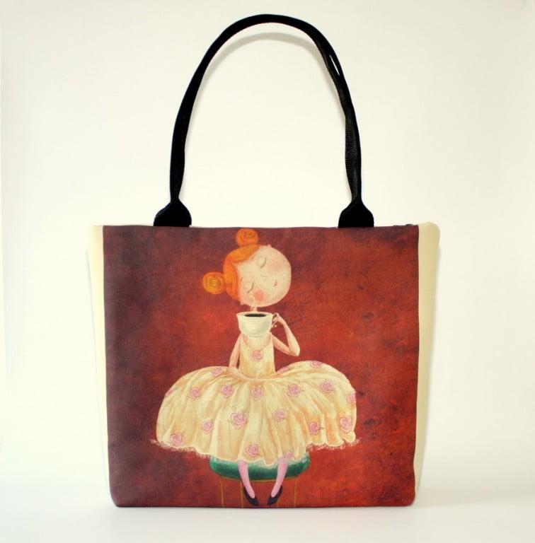 geanta umar handmade stil artistic