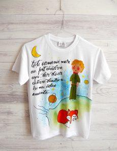 tricou copil micul print